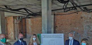 Inician la obra del nuevo centro de atención primaria de Valdelagrana en El Puerto