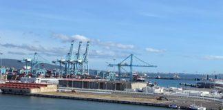 Un total de tres buques del puerto de Algeciras, afectados por el bloqueo del Canal de Suez