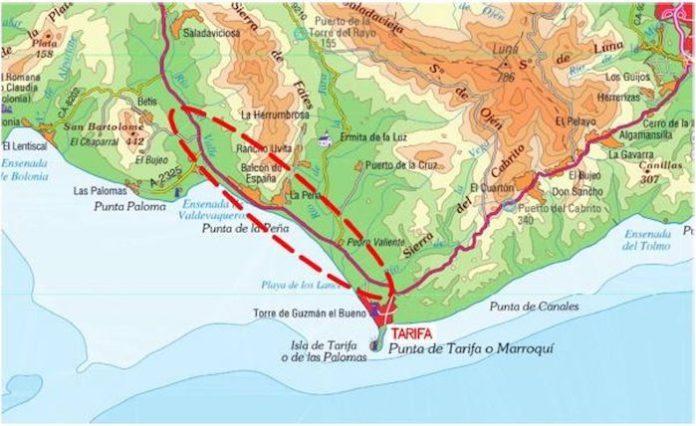 Aprueban provisionalmente el proyecto de trazado para la reordenación de accesos de la N-340 en Tarifa