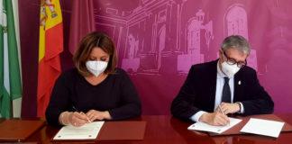 UCA y Puerto Real refuerzan su alianza para que el municipio sea subsede de la Escuela de Cine