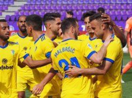 Cádiz CF: Punto estratégico (1-1)