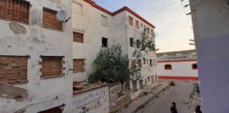 Derribo en junio de dos edificios más de José Antonio, en El Puerto de Santa María
