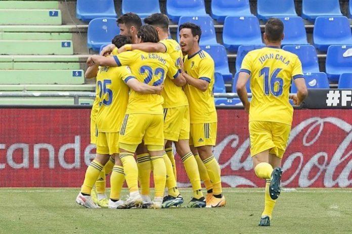 Cádiz CF: Victoria con cimientos (0-1)