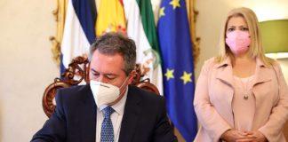 Sevilla y Jerez trabajan en una alianza que beneficiará a ambas ciudades
