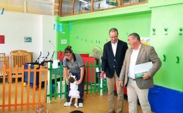 Ofertan 12.416 plazas para menores de tres años, 625 más que el curso anterior