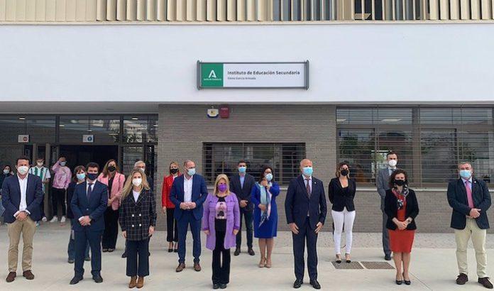 Un total de 4,6 millones de euros al nuevo instituto 'Elena García Armada' en Jerez