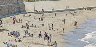 Refuerzan el servicio de limpieza de arenas y mantenimiento en pretemporada y temporada baja
