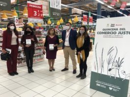 Jerez pone en valor la difusión de iniciativas de comercio justo en la ciudad