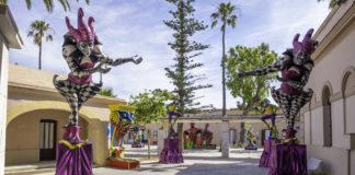 Destacan el potencial artístico y formativo de Expocarnaval, con diferentes talleres abiertos a la ciudadanía