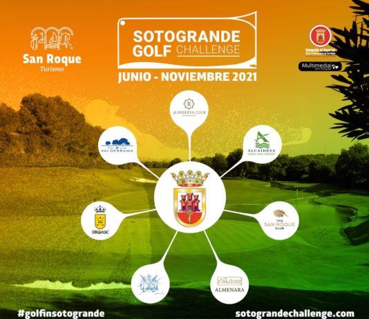 """El Ayuntamiento de San Roque impulsa """"Sotogrande Golf Challenge"""""""