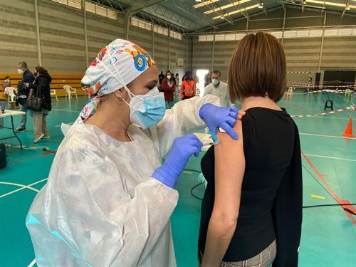 La Línea instalará un punto de vacunación masiva en el Palacio de Congresos