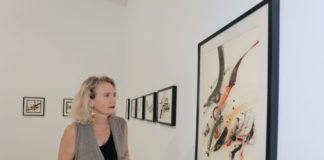 La experimentación y el arte abstracto se abren paso en el Centro Cultural Alfonso X de El Puerto