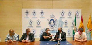 Algeciras devuelve a la Escuela de Arte una colección documental de 217 cajas de archivo