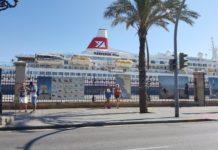 El Puerto de Cádiz reinicia este lunes el tráfico de cruceros tras el parón por la pandemia