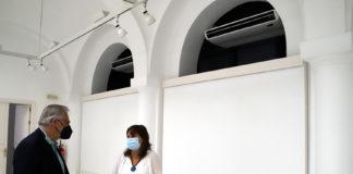 Jerez destina 20.000 euros de fondos FEDER para la nueva climatización de la Sala Pescadería Vieja