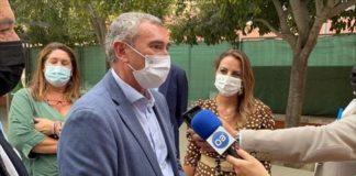 Invierten más de un millón de euros en la mejora de dos centros educativos de Algeciras