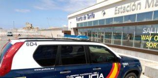 Detienen a un individuo que sin razón aparente comenzó a agredir violentamente a personas en Jerez