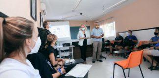 El Club de Rugby de El Puerto imparte un curso para formar a entrenadores